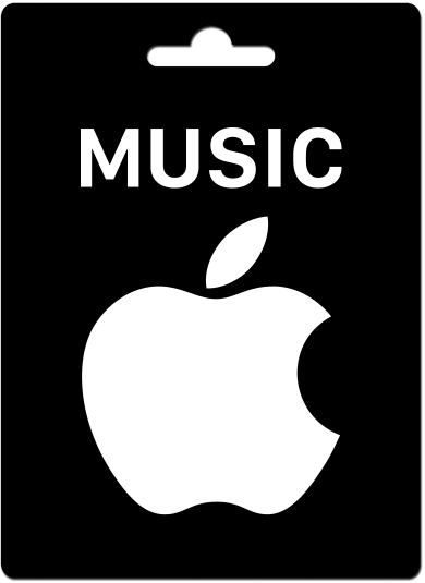 free apple music gift card