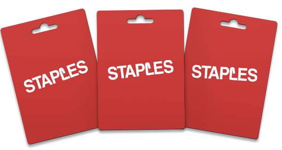 free Staples coupons