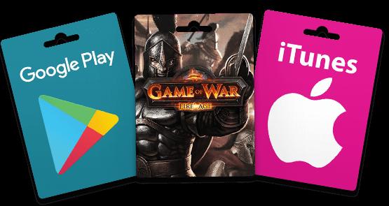 Game of War free gold