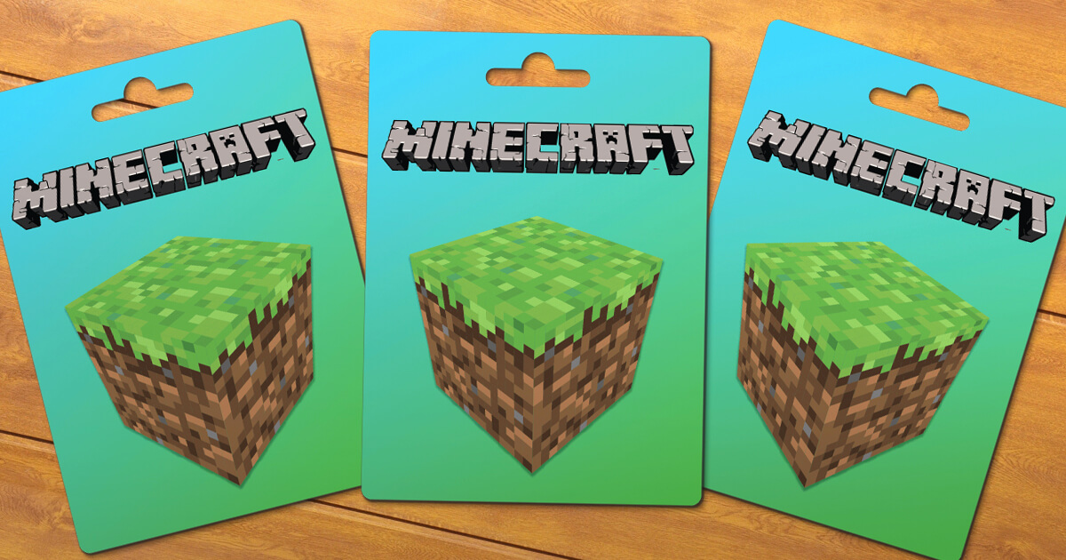 how to download minecraft with gift code